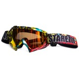 Очки STAREZZI GOGGLES MX HAWAII WHITE 157-809